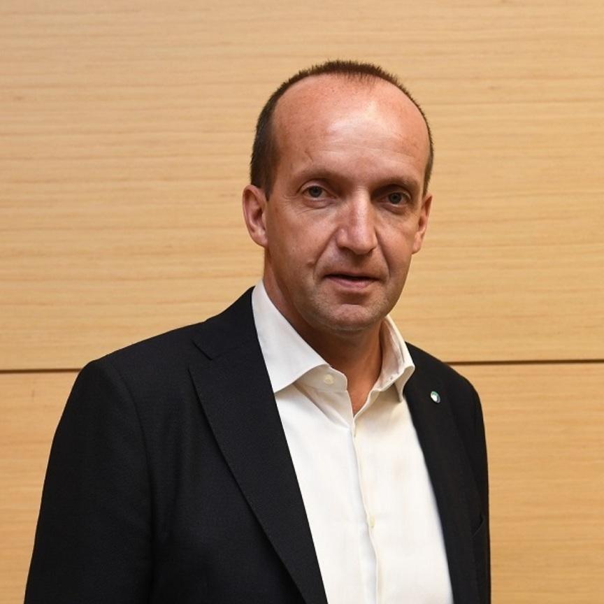 Cristiano Brazzale - presidente della sezione Suini di Confagricoltura Vicenza